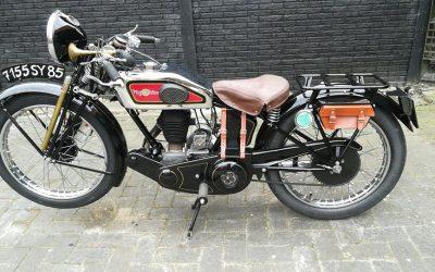 Magnat Debon MOS 250cc uit 1932