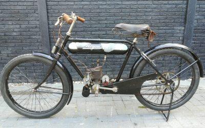 Alcyon BMA 100cc uit 1923