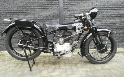 Griffon G511 350cc  uit 1930