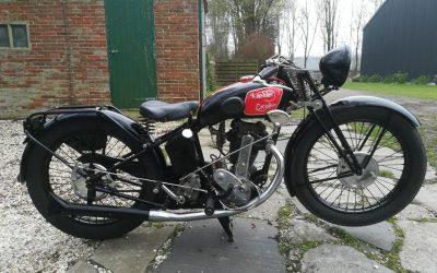 Koehler Escoffier  KALS3  250cc uit  1938