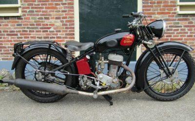Monet Goyon L5 500cc uit 1935