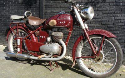 Mandille et Roux  125cc uit 1953