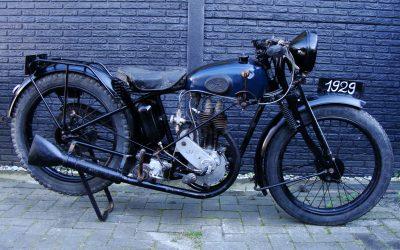 Motobecane M2 250cc JAP uit 1929