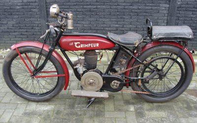 Le Grimpeur 250cc uit 1920