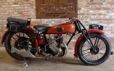 Dollar type O 350cc JAP 1929