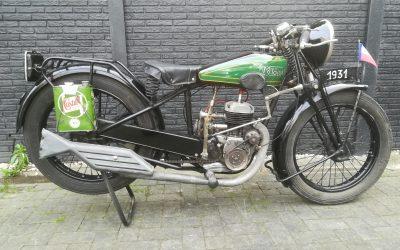 Motoconfort T3 250cc uit 1931