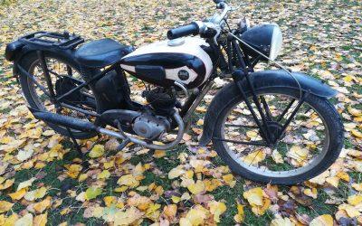 Terrot M347 100cc 1948