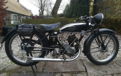 Terrot PU 250cc uit 1930