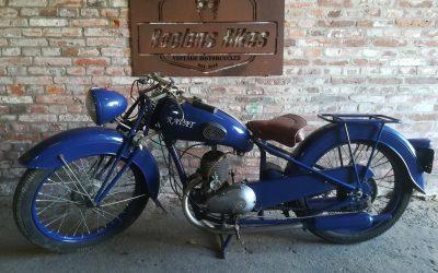 Ravat A48  125cc  uit 1948