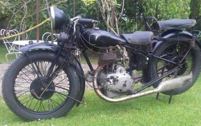 FN  M70 350cc uit 1929