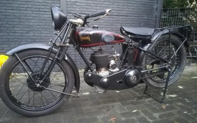 Terrot HST 350cc 1930