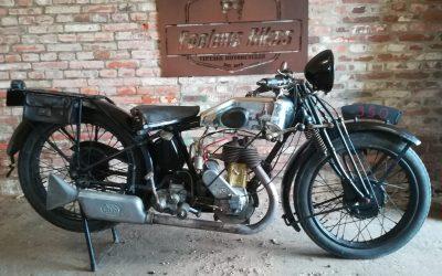 Magnat Debon BST 350cc  1930