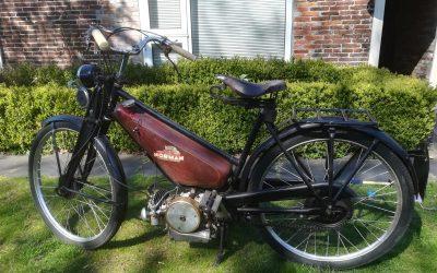 Norman Motobyk de Luxe 98cc  1942