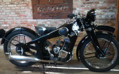 Gnome Rhone Junior 250cc 1934