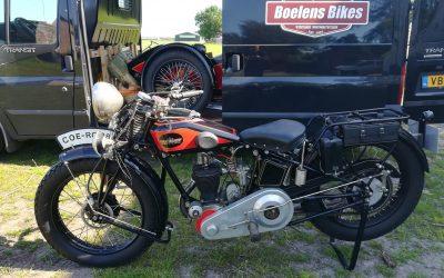 Gnome et Rhone D3 500cc  1931