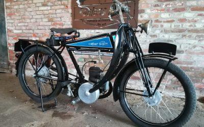 Monet Goyon Z 147cc  1928