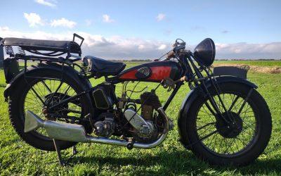 Terrot OSC 250cc  1930