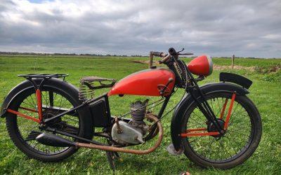 Peugeot P53 100cc uit 1938