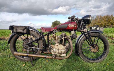 Dollar R3   350cc   1931