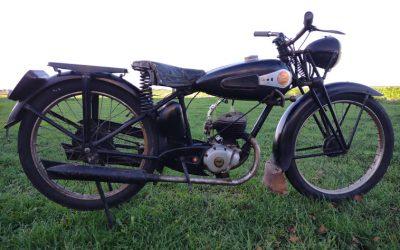 Magnat Debon M3R9  100cc  1949