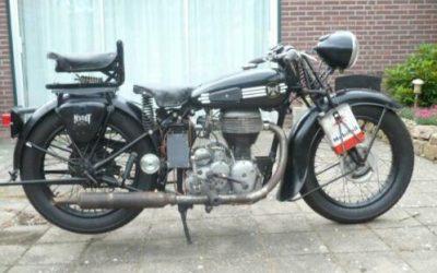 Terrot RGSE 500cc uit 1947