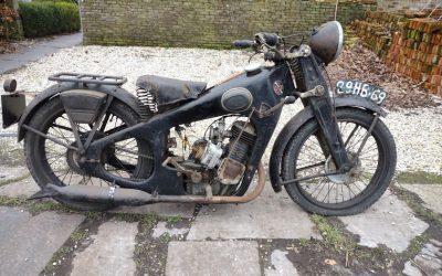 Gnome Rhone Junior 250cc 1937