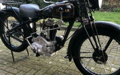 Dollar Type G 250cc  1931
