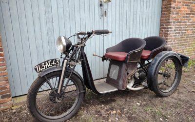 Koehler Escoffier KGZO 250cc  1936