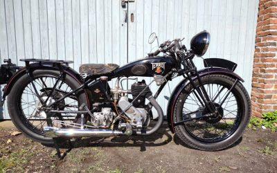 Terrot OLG 250cc 1933
