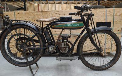 Motobecane MB2 175cc 1928