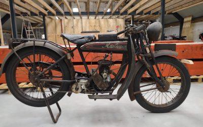 Motobecane MB4 250cc 1930