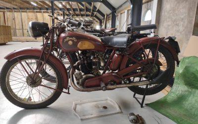 Automoto 250cc 1930