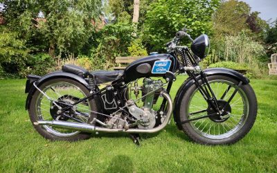 Monet Goyon LS4 350cc  1934